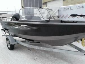 NEW 2018 Crestliner 1750 Super Hawk, lake boat