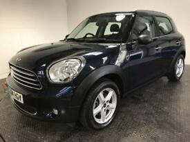 2014 14 MINI COUNTRYMAN 1.6 ONE 5D 98 BHP