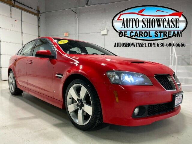 2009 Pontiac G8 GT Liquid Red AVAILABLE NOW!!