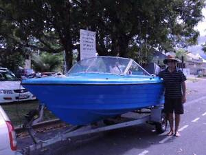 15ft. MUSTANG Runabout / fishing boat Port Douglas Cairns Surrounds Preview