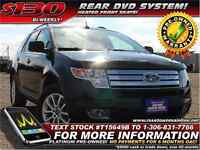 2009 Ford Edge Limited Leather   AWD   Rear DVD