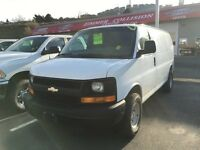 2007 Chevrolet Express Standard Rear-wheel Drive G2500 Cargo Van