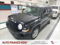 2010 Jeep Patriot 4x4 SUNROOF LOADED RENT TO OWN INSTANT CREDIT