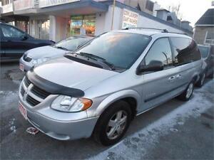 2005 Dodge Caravan SXT Silver 141,000km
