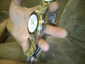 Omax Stainless Steel watch Brand New