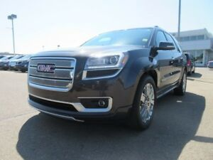 2014 GMC Acadia Denali. Text 780-205-4934 for more information!
