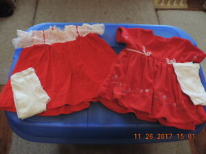Size 3-6months Dresses & Tights