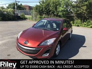 2011 Mazda Mazda3 GT STARTING AT $139.51 BI-WEEKLY