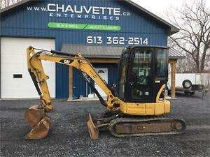 Caterpillar 303C CR Excavator
