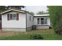 3 Bedroom Mobile Home on 2 lots in Delia