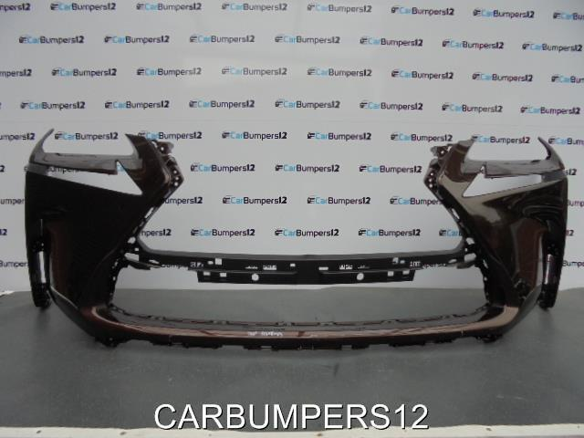 LEXUS NX200T 300H FRONT BUMPER - 2015 ONWARDS - GENUINE LEXUS PART *W1