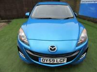 2009 Mazda Mazda3 2.2 D Sport 5dr FANTASTIC VALUE FOR MONEY.. 2.2 D