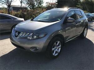 2009 Nissan Murano SL AWD, Safety & ETEST for ON or QC INCL.