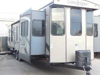 JUST ARRIVED 2015 Sandpiper 393CK - SACKVILLE RV - SACKVILLE NB
