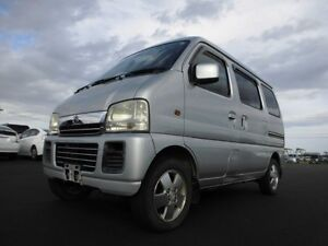 2001 Suzuki Carry 600