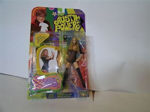 Austin Powers Figures / variety Mini Me Felicity Vanessa Kitchener / Waterloo Kitchener Area image 3