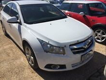 2010 Holden Cruze JG CDX 6 Speed Automatic Sedan Hoppers Crossing Wyndham Area Preview