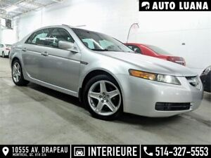 2006 Acura TL MAGS/TOIT/CUIRE/BLUETOOTH/SIEGES CH./SUPER PROPRE!