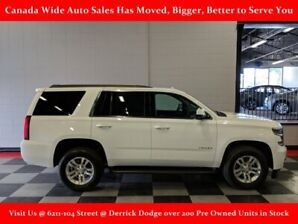 2018 Chevrolet Tahoe AWD, LS, Back Up Camera, 3rd Row, Power Seat