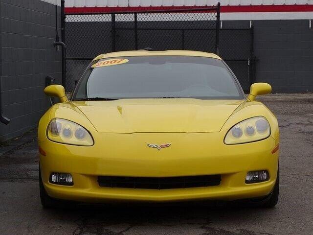 Image 2 Voiture American used Chevrolet Corvette 2007