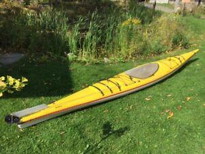 Kayak de mer 17 pieds - Boréal