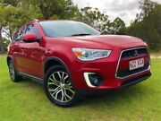 2016 Mitsubishi ASX XB MY15.5 LS 2WD Red 6 Speed Constant Variable Wagon Burleigh Waters Gold Coast South Preview