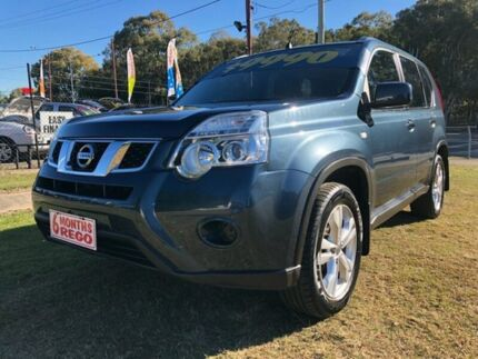 2012 Nissan X-Trail T31 MY11 ST (FWD) Continuous Variable Wagon Clontarf Redcliffe Area Preview