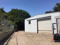 Unit to Let Storage or Workshop with Electricity Great Rates