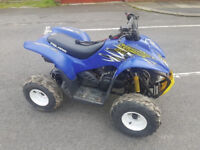 POLARIS 50CC QUAD MINT PX WELCOME PW 50 80 LT 50 80 ETC ??