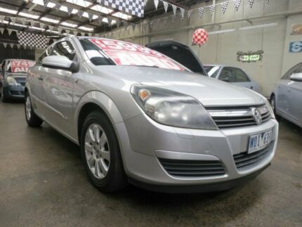 2005 Holden Astra AH CD 4 Speed Automatic Coupe