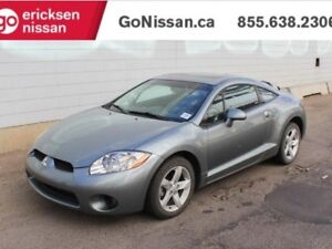 2007 Mitsubishi Eclipse GS: SUNROOF, GREAT SHAPE, LOW KMS!