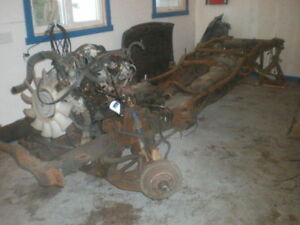 Last Chance Frame For 2005 Ford Ranger Edge Ext Cab 2 WD