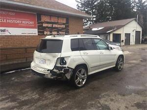 2012 Mercedes-Benz GLK-Class GLK350**YOU FIX YOU SAVE**AS IS London Ontario image 2