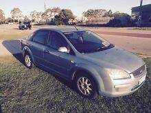 2006 Ford Focus 134000km Automatic Blue Automatic Sedan Wangara Wanneroo Area Preview