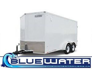 Cargo Express AX ALL ALUMINUM Cargo Trailer!!SCREWLESS EXTERIOR!