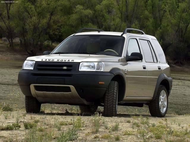 Land Rover Freelander Workshop Manual 1997-2006