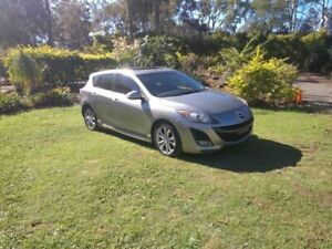2009 Mazda 3 BL10L1 SP25 Silver 6 Speed Manual Hatchback Capalaba Brisbane South East Preview