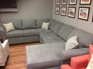 Sectional Made in Calgary! ONLY $1988–LOWEST PRICES GUARANTEED!!