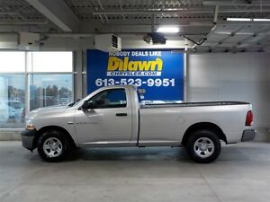 2011 Dodge Ram 1500 ST  8FT BOX,  A/C AND TRAILER TOW