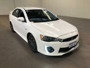 2016 Mitsubishi Lancer CF MY16 ES SPORT Wicked White Automatic Selespeed Sedan Bibra Lake Cockburn Area Preview