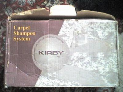 Kirby Generation G5 Carpet Shampoo Attachment for Vacuum Cleaner - USED - H