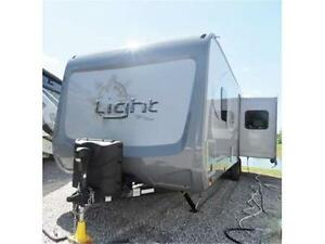 2015 OPEN LIGHT 282RKS / $105 par semaine tax compris