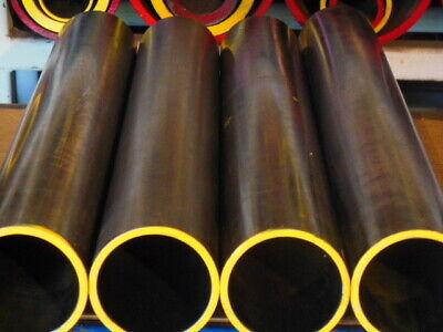 E0596 Dom Round Steel Tube 6.500 Od X 6.000 Id  .250 Wall  6 Long