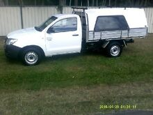 2010 Toyota Hilux Ute Hemmant Brisbane South East Preview