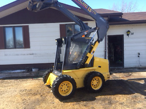 New holland LS170 turbo low hrs