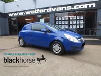 2010 Vauxhall Corsa 1.3CDTi E/Windows Diesel blue Manual