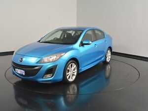 2009 Mazda 3 BL10L1 SP25 Activematic Blue 5 Speed Sports Automatic Sedan Welshpool Canning Area Preview