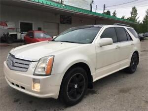 2006 Cadillac SRX V8 4.6 L     7 PLACES