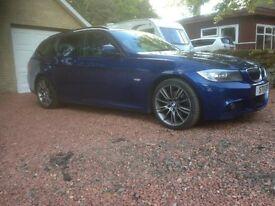 BMW 320 Diesel Sport Plus Manual 6 speed 1 years MOT £6299