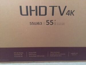 "Brand New LG 55"" 4K UHD TV with HDR"
